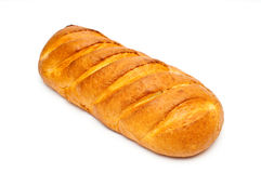 Bread isolated stock photo