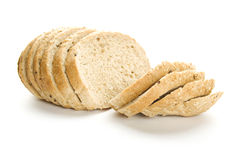 Bread isolated Stock Image