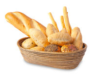 Bread isolated Stock Photos