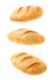 Bread (is isolated) Royalty Free Stock Photo