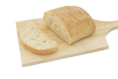 Bread, isolated Stock Images