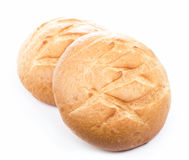 Bread isolated Stock Photography