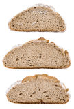 Bread (isolated on white) Stock Photography