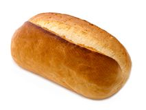 Bread loaf Royalty Free Stock Photo