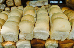 Bread Loaf. In Khao din Thailand Royalty Free Stock Photography