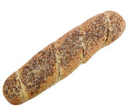 Bread Loaf With Seeds And Spices Royalty Free Stock Photo