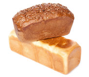 Bread loafs Royalty Free Stock Images