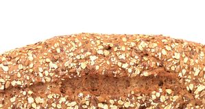 Bread made from whole grain. Royalty Free Stock Image