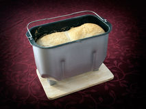 Bread maker Stock Images