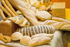 Bread making.  Stock Photo