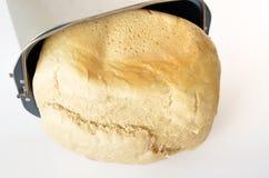 Bread making machine baking Royalty Free Stock Photo