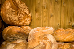 Bread at the market Royalty Free Stock Image
