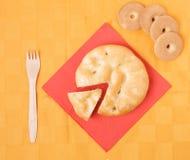 bread mieszkanie Zdjęcia Royalty Free