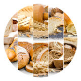 Bread Mix Royalty Free Stock Photo