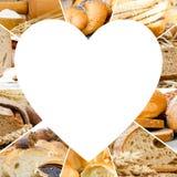 Bread Mix Royalty Free Stock Photos