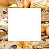 Bread Mix Royalty Free Stock Images