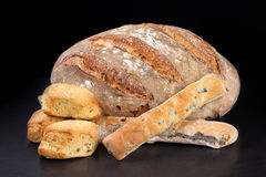 Bread Mix Royalty Free Stock Image