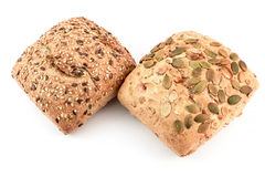 Bread multicereal Stock Photos