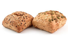 Bread multicereal Stock Photography