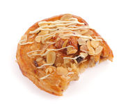 Bread with nuts Royalty Free Stock Photography