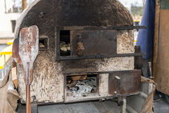 Bread oven Stock Photo