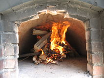 Bread oven Royalty Free Stock Image
