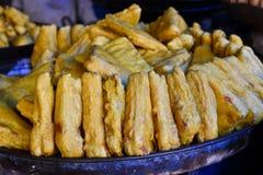 Bread Pakoda stock image