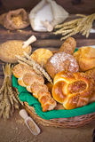 Bread and pastry Royalty Free Stock Photography