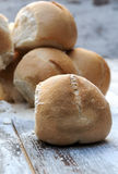 Bread pieces Stock Photography