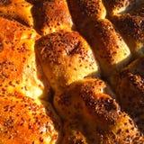 Bread - pita. Bread - ramadan pita, turkish cuisine Stock Photography