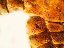Bread - pita. Bread - ramadan pita, turkish cuisine Stock Image