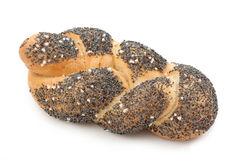Bread with poppy seed Royalty Free Stock Photography