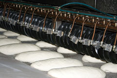 Bread production 3 Royalty Free Stock Images