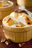 Bread Pudding Stock Photography
