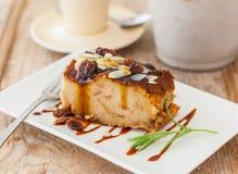 Bread pudding Stock Photos