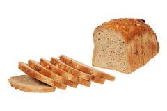 Bread with pumpkin seeds Stock Photos