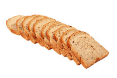 Bread with pumpkin seeds Royalty Free Stock Photography