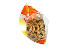 Bread ring Royalty Free Stock Image