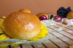 Bread roll Royalty Free Stock Image