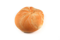 Bread roll isolated royalty free stock images