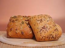 Bread rolls Stock Image
