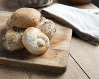 Bread Rolls Stock Photos