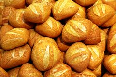 Bread Rolls 4 Royalty Free Stock Photo
