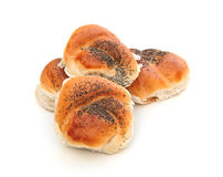 Bread Rolls Royalty Free Stock Images