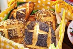 Bread rolls Royalty Free Stock Photo