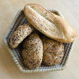 Bread rolls Royalty Free Stock Image