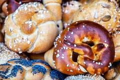 Bread rolls Royalty Free Stock Image