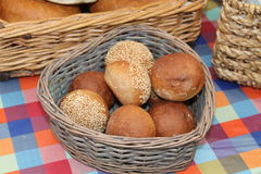 Bread Rolls. Stock Images
