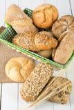 Bread rolls Stock Photography