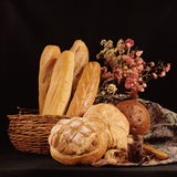 Bread and Roses Stock Photos